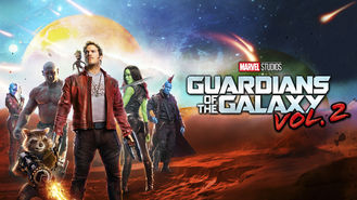 Is Guardians of the Galaxy Vol. 2 on Netflix?