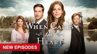 Netflix box art for When Calls the Heart - Season 4